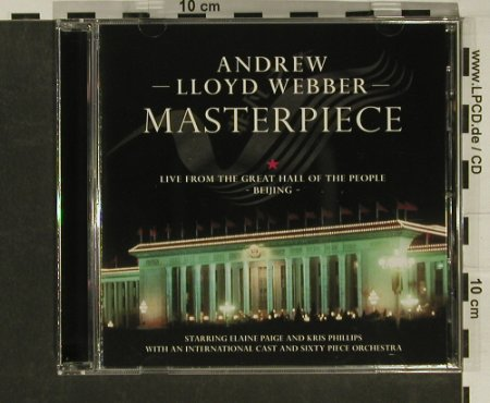 Webber,Andrew Lloyd: Masterpiece, Eagle(), D, 2002 - CD - 97102 - 5,00 Euro