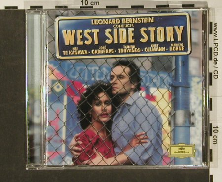 West Side Story: Leonard Bernstein conducts, Deutsche Grammophon(457 199-2), D, 1985 - CD - 97167 - 5,00 Euro