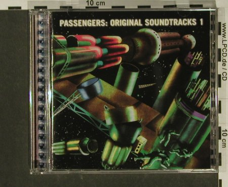 Passengers: Original Soundtracks1,ENO,U2,HowieB, Island(), D, 1995 - CD - 97247 - 5,00 Euro