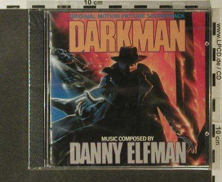 Darkman: Music by Danny Elfman, FS-New, MCA(9031-72793-2), D, 1990 - CD - 97634 - 14,00 Euro