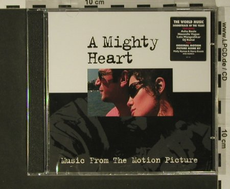 A Mighty Heart: Music from t.Motion Picture,V.A., Sall Entertainment(BPF 1028), EU, FS-New, 2007 - CD - 97672 - 10,00 Euro