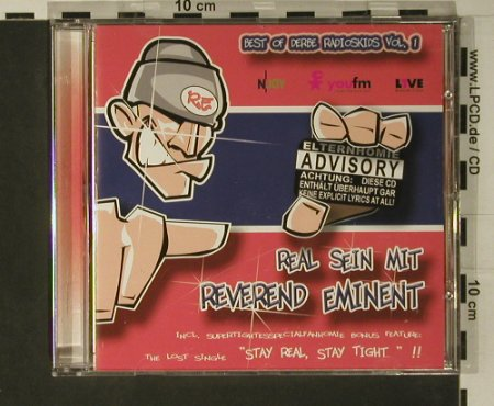 Reverend Eminent,Real Sein mit dem: Best of derbe Radioskids Vol.1, Da Music(), D,  - CD - 97844 - 5,00 Euro