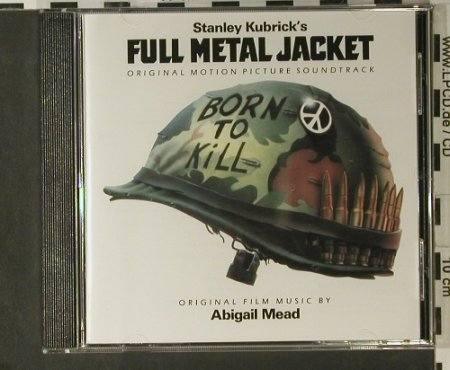 Full Metal Jacket: Original Soundtrack, WB(), D, 1987 - CD - 98225 - 5,00 Euro