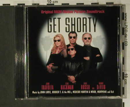 Get Shorty: 14 Tr. V.A., Verve(529 310-2), EU, 1995 - CD - 98714 - 7,50 Euro