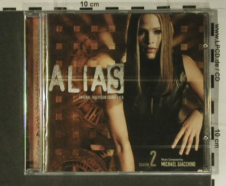 Alias, Season 2: Music By Michael Giacchino, FS-New, Varese(VSD-6622), D, 2003 - CD - 98912 - 10,00 Euro