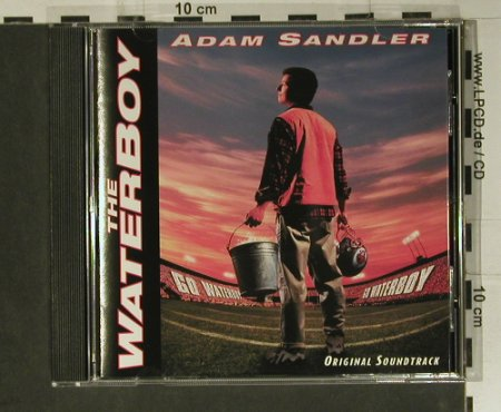 Waterboy(the): 13 Tr. V.A.(Adam Sandler), Hollywood(), US, co, 1998 - CD - 98939 - 4,00 Euro
