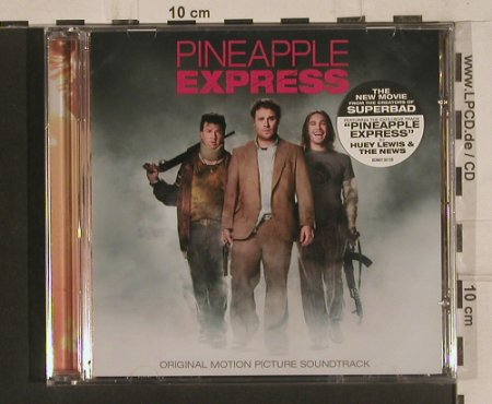 Pineapple Express: Original Soundtrack, FS-New, Lakeshore Records(BDM0136128), , 2008 - CD - 99658 - 10,00 Euro