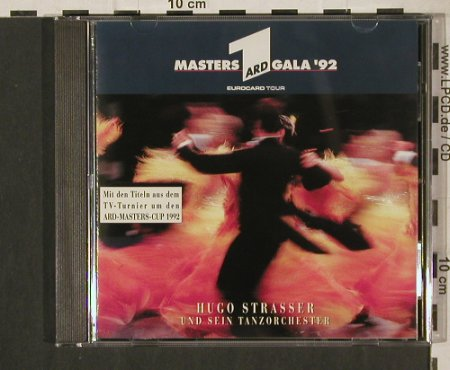 Strasser,Hugo & Tanzorchester: Masters Gala'92, Electrola(7 99122 2), NL, 1992 - CD - 80218 - 7,50 Euro
