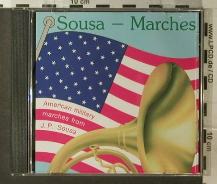 V.A.Sousa - Marches: American military..from J.P.Sousa, DA Rec.(), D,  - CD - 82452 - 5,00 Euro