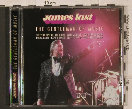 Last,James: The Generation of Music, Polydor(), D, 1998 - CD - 83931 - 10,00 Euro