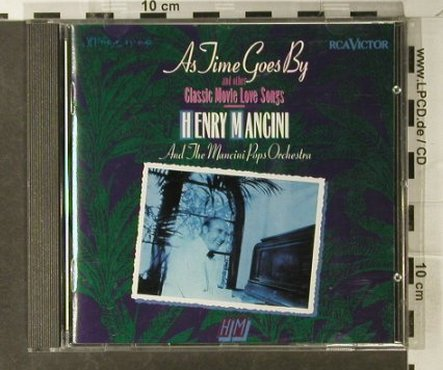 Mancini,Henry / Pop Orchester: As Time Goes By, RCA(RD 60974), D, 1992 - CD - 83984 - 10,00 Euro