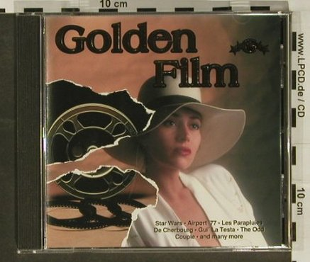 Hamilton,Peter & his Orchestra: Golden Film, Point(), NL, 1992 - CD - 83985 - 6,00 Euro