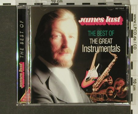 Last,James: The Best Of The Great Instrumentals, Polydor(), D, 1998 - CD - 84007 - 7,50 Euro