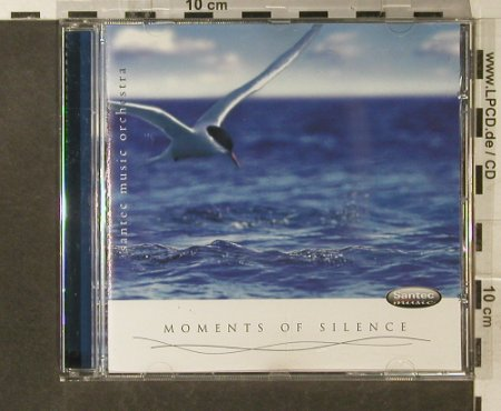 Santec Music Orchestra: Moments Of Silence, Santec Music(03112), D, 2003 - CD - 84131 - 6,00 Euro