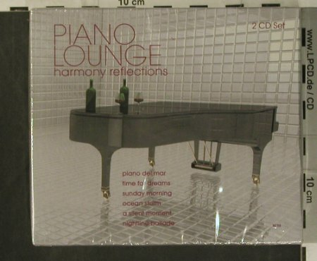 V.A.Piano Lounge: Harmony Reflections, FS-New, Delta(33 113), D, 2002 - 2CD - 99348 - 5,00 Euro
