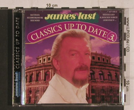 Last,James: Classic Up To Date 3 (1974), Polydor(557 836-2), D, 1998 - CD - 99737 - 15,00 Euro
