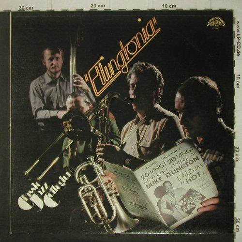 Classic Jazz Collegium: Ellingtonia, Supraphon(1115 3110), CZ, 1983 - LP - C6694 - 5,00 Euro