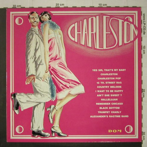 New Chicago Band: Charleston, DOM(D-2007), F,  - LP - C6895 - 5,00 Euro
