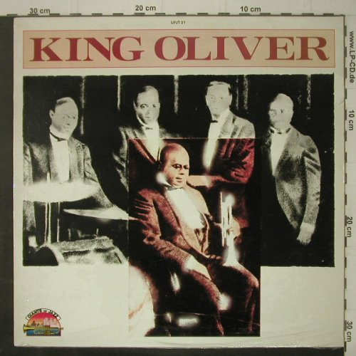King Oliver: Same, FS-New, Giants o.J(LPJT 21), I, 1985 - LP - C7066 - 7,50 Euro