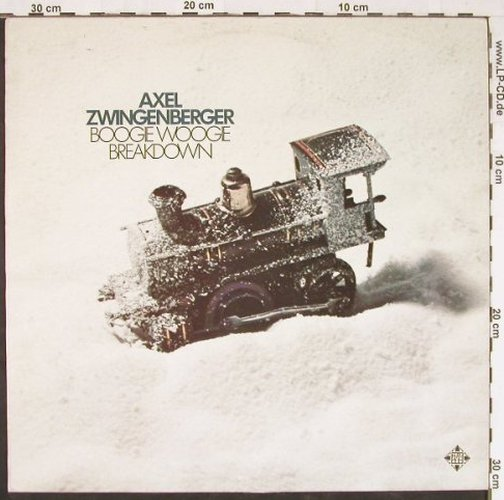 Zwingenberger,Axel: Boogie Woogie Breakdown, Telefunken(6.23657 AS), D, 1978 - LP - E2350 - 6,00 Euro