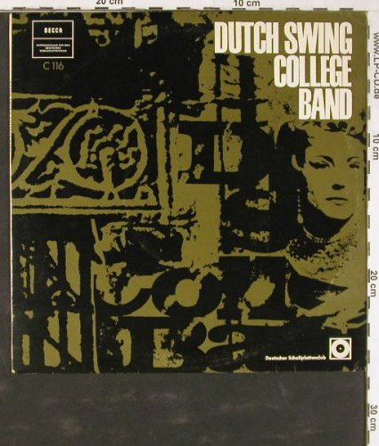 Dutch Swing College Band: Same, Club-Ed., Philips(C-116), D,  - 10inch - E2909 - 5,00 Euro