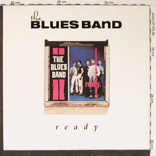 Blues Band: Ready, Ariola(210 498), D, 1980 - LP - E5158 - 5,00 Euro