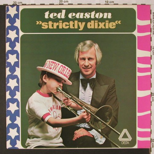 Easton,Ted: Strictly Dixie, Delta(RCS 404), NL,  - LP - E9116 - 5,00 Euro