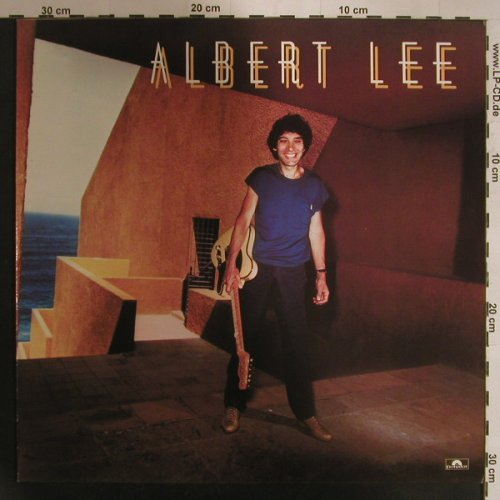 Lee,Albert: Same, Polydor(2383 640), D, 1982 - LP - F3864 - 7,50 Euro