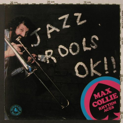 Collie,Max: Jazz Rools Ok!!, Black Lion(BLP 12168), UK, 1978 - LP - F5418 - 6,00 Euro