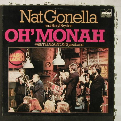 Gonella,Nat and Berry Bryden...: Oh,Monah, Ri, m-/vg+, 2001(201.096), D,  - LP - H5326 - 6,00 Euro