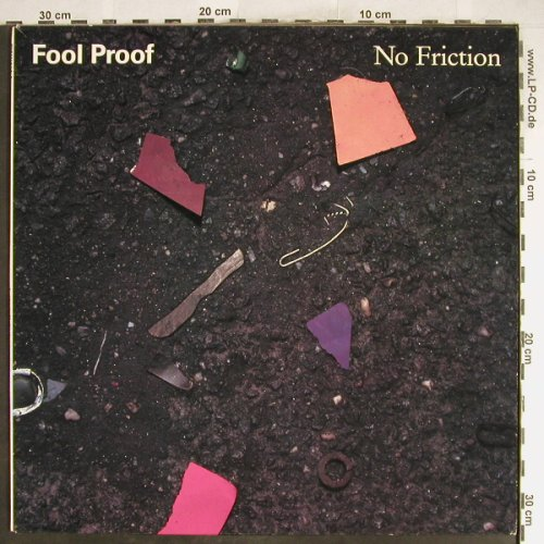 Fool Proof: No Friction, Gramavision(), US, 1988 - LP - H6596 - 6,00 Euro