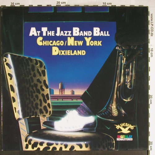 V.A.At The Jazz Band Ball-Chicag/NY: Eddie Condon H.S...Bud Freeman, RCA(NL86752), D, 1988 - LP - H6654 - 5,00 Euro