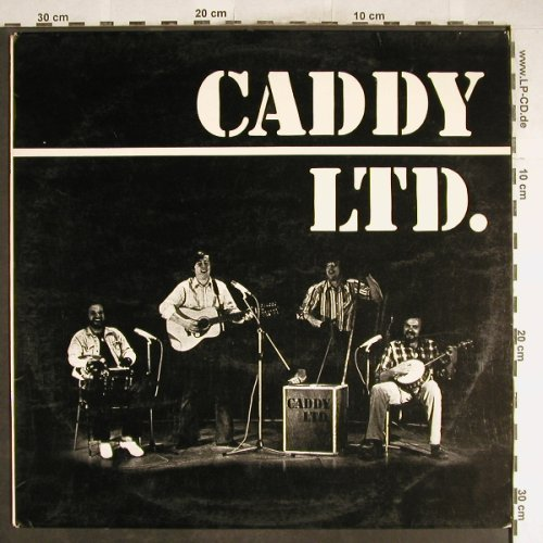 Caddy Ltd.: Same(Toncooperative Hannover), Teldec(TST 77 908), D, 1973 - LP - H6725 - 6,00 Euro