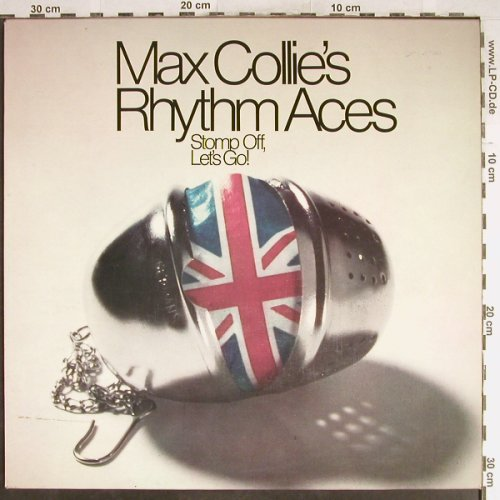 Collie's Rhythm Aces,Max: Stomp Off,Let's Go!, Happy Bird(5002), D, Ri,  - LP - H6750 - 5,00 Euro