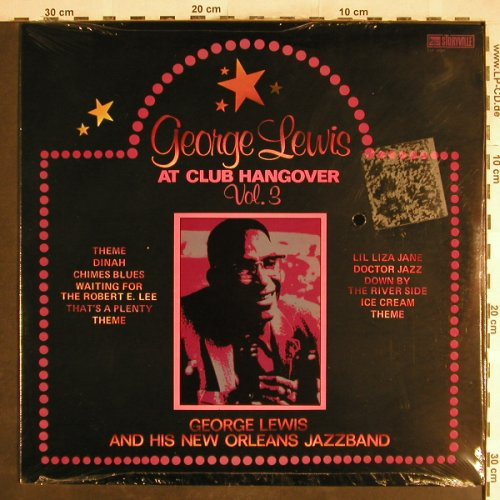 Lewis,George: At Club Hangover, FS-New, Storyville(SLP-4061), CDN, 1979 - LP - H6919 - 7,50 Euro