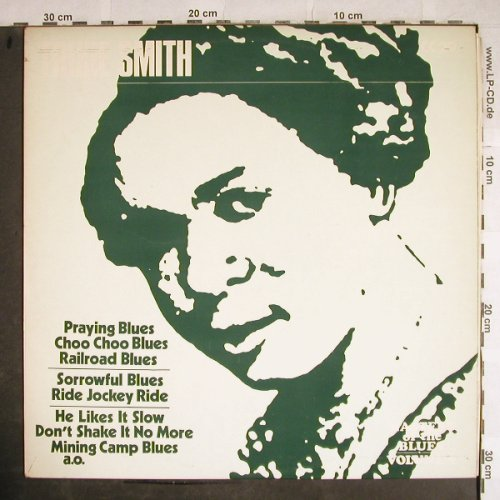 Smith,Trixie: Masters of the Blues Vol.5, Collector's Classics(CC 29), UK,  - LP - H8567 - 5,00 Euro