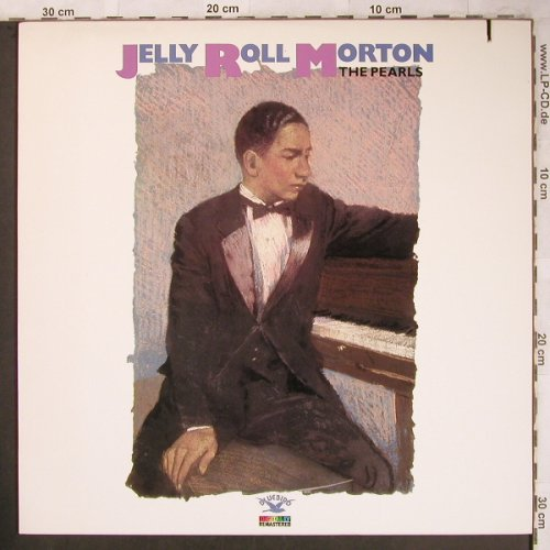 Morton,Jelly Roll: The Pearls, Bluebird(6588-1-RB), US, co, 1988 - LP - X4681 - 6,00 Euro