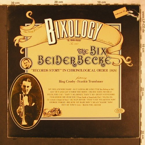 Beiderbecke,Bix: Bixology Vol.11, Joker(SM 3567), I, 1973 - LP - X4686 - 5,50 Euro