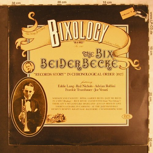 Beiderbecke,Bix: Bixology Vol. 5, Joker(SM 3561), I, 1973 - LP - X4690 - 5,50 Euro