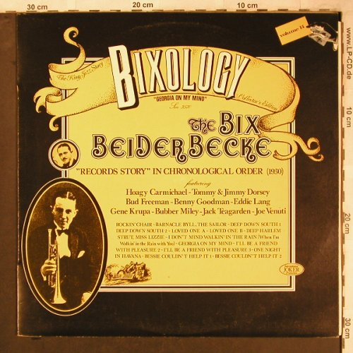 Beiderbecke,Bix: Bixology Vol.14, Joker(SM 3570), I, 1973 - LP - X4691 - 5,50 Euro