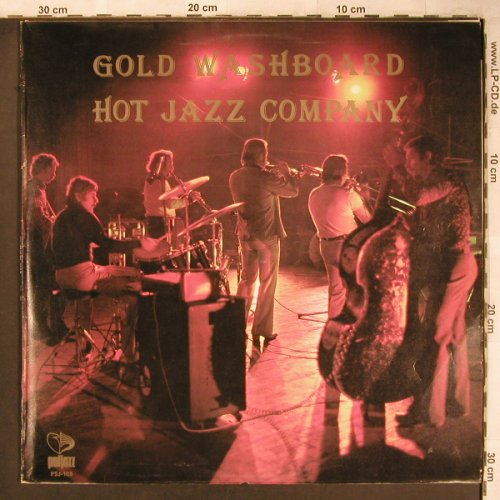 Gold Washboard Hot Jazz Company: Same, Poljazz(PJS-103), PL,  - LP - X4853 - 6,00 Euro