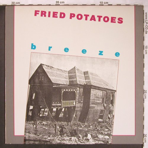 Fried Potatoes: Breeze, Stomp Off(SOS 1163), US, 1988 - LP - X4854 - 7,50 Euro