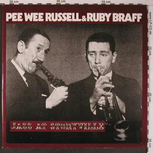 Russell,Pee Wee & Ruby Braff: Jazz at Storyville, Foc,(like new), Savoy(WL70538(2)), D, 1985 - 2LP - X6478 - 15,00 Euro
