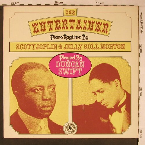 Swift,Duncan: The Entertainer, Black Lion(28 475-2 U), D, 1974 - LP - X6767 - 7,50 Euro