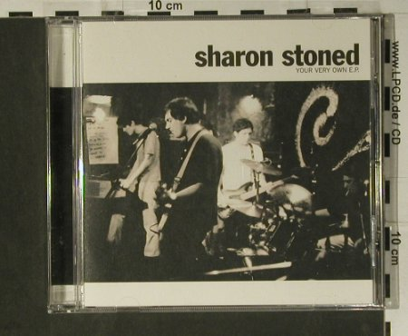 Sharon Stoned: Your Very Own E.P., 6 Tr., Columbia(), A, 1997 - CD5inch - 50117 - 5,00 Euro