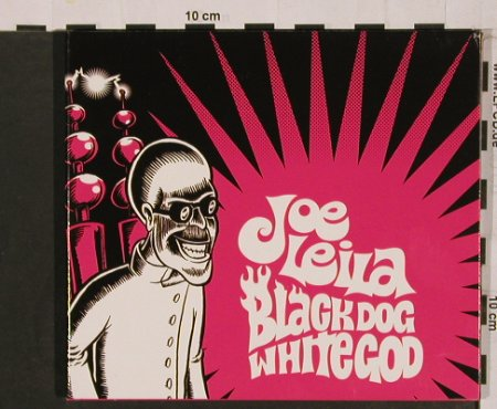 Joe Leila: Black Dog White Dog, Digi, Sameway Music(), EU, 2005 - CD - 50167 - 7,50 Euro