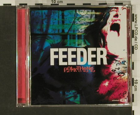 Feeder: Polythene,13 Tr.,+video, Echo(), EEC, 97 - CD - 50178 - 5,00 Euro