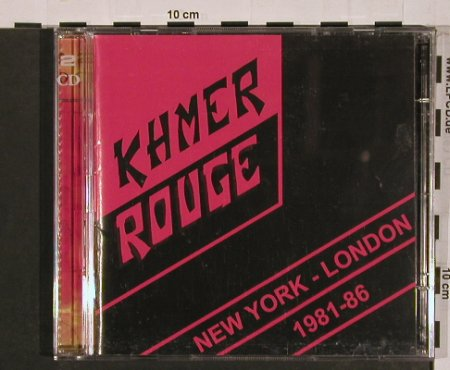 Khmer Rouge: New York-London 1981-1985, Hip Piest(), UK, 2004 - 2CD - 50221 - 11,50 Euro