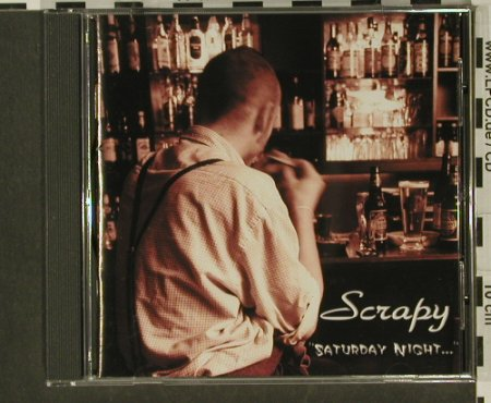 Scrapy: Saturday Night..., BBR(), ,  - CD - 50260 - 7,50 Euro