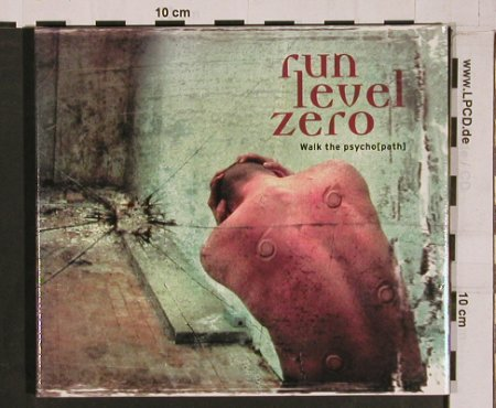 Run Level Zero: Walk the Psycho[path], Digi, minus(015), EU, 2004 - CD - 50276 - 5,00 Euro